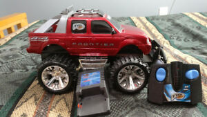 Nissan Frontier Remote Controlled Truck. Runs perfect,