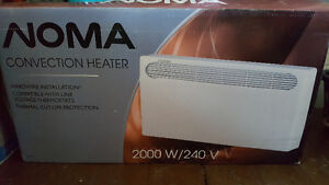 Noma Convection heater