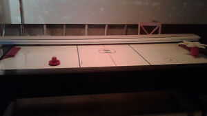 Billard et air hockey