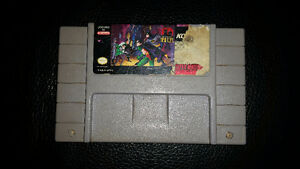 Selling Adventures of Batman and Robin for SNES!