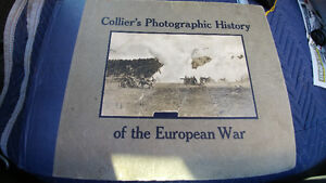 Collier Photographic History of the European War