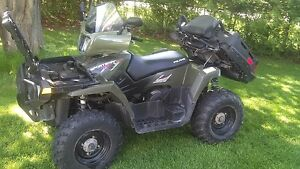 BARELY USED fully loaded 2 seater ATV