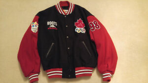 Roots Olympic 1998 Winter Jacket