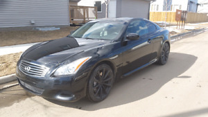 2008 Infiniti G37S Coupe only 78000 kms