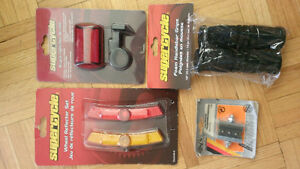 Supercycle accessory set for bicycle: BRAND NEW !