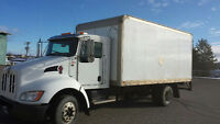 2012 Kenworth T170 with 16 foot box