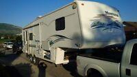 Temporary RV Storage/Camping