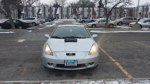 2001 Toyota Celica GT for parts or repair