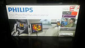 Phillips Twinplay NEUF 2 écran pour iphone ipad ipod