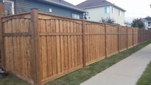 Fence Replacement/ Installations - Discount Price