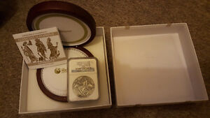 Silver coins for sale
