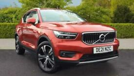 image for 2021 Volvo XC40 RECHARGE PLUG-IN HYBRID T5 FWD INSCRIPTION (Climate Pack) SUV Pe