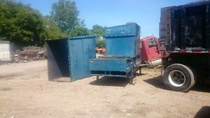material compactor for waste bins London Ontario image 1
