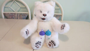 Robotic White Bear