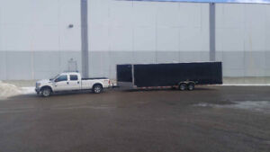 Moving truck going to alberta aug 8
