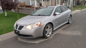 2009 Pontiac G6 GT Silver - Good Condition - For Parts or Repair