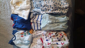 Infant pajamas