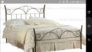 Amisco Queen Size Bed Frame West Island Greater Montréal image 1