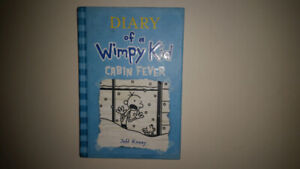 Diary of a Wimpy Kid Hardcover Cabin Fever