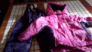 Girls Snow Suit & various snow pants