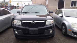 2009 MAZDA TRIBUTE 2 WHEEL DRIVE AS IS SPECIAL