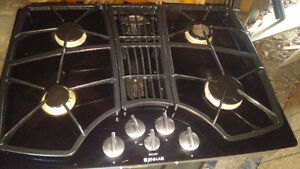 Jenn-Air Downdraft Gas Cooktop