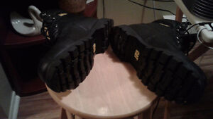 Cat oil resistant boots (not steel toe) 8 in high new boot St. John's Newfoundland image 3