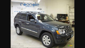 **PARTING OUT** DIESEL 2008 Jeep Grand Cherokee