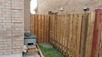 Fence, Deck, Shades Repair - Install Landscaping, Sod
