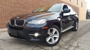2012 BMW X6 3.5i XDRIVE NAVIGATION 360 CAMERA SUNROOF 124KMS!!