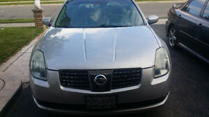 2004 Nissan Maxima SL Sedan - LOW KM ONLY 115K