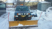need ur driveway plowed no problem
