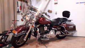 Spring is here...it's Harley Time! Just reduced again $7300.00.