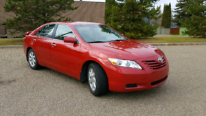 2007 Toyota Camry V6 LE