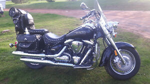 2002 yamaha roadstar midnight star edition