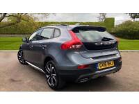 2018 Volvo V40 T3 Cross Country Nav Plus Auto Automatic Petrol Hatchback