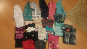 Girls Size 6 Fall/Spring/Winter clothing