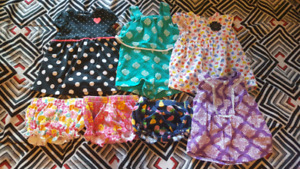 *Summery* Baby Girl Clothes