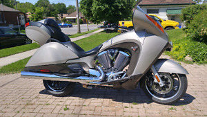 2013 Victory Vision motorcycle