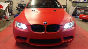 Professional Vinyl Wrap Services and Customization