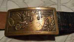 Vintage/Antique  Harley Davidson Belt Buckle