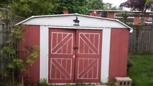 SHED FOR FREE