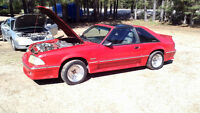1988 Mustang GT $5000 or TRADE FOR 4X4 TRUCK-REDUCED $3500