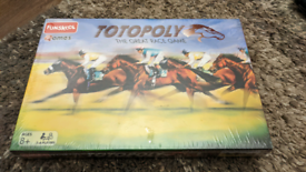Topology sealed board game. Rare