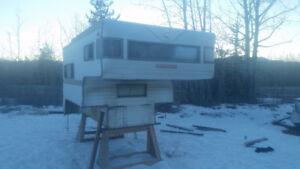 Caveman camper