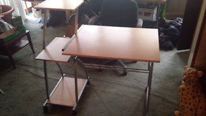 Desk and chair!