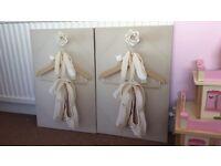 Good quality ballerina canvas'