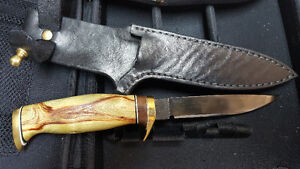 MAKE YOUR OWN KNIFE: CLASSES, new monthly for 2017 Edmonton Edmonton Area image 2