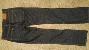 Various Denim 30-32 waists 32-34 lengths