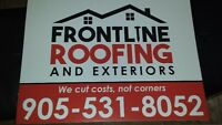 Frontline Roofing and Exteriors